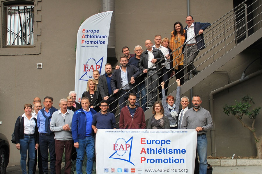 Jornada Europe Athletisme Promotion 2018